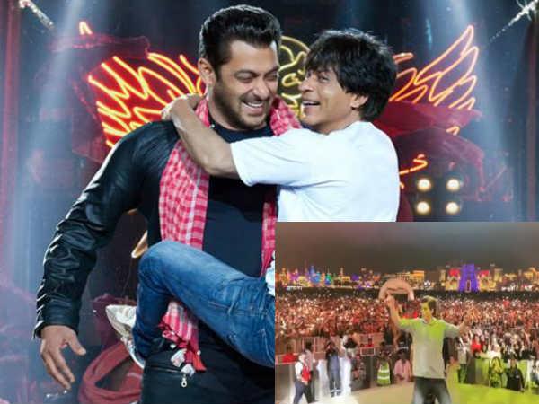 Zero: दुबई में प्रमोशन के दौरान शाहरुख खान का बउवा डांस हो रहा है Viral, देखें Video