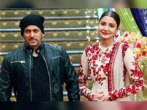 सलमान खान के साथ फिल्म की खबर पर अनुष्का ने किया इनकार, बोली ऐसी फिल्म..
