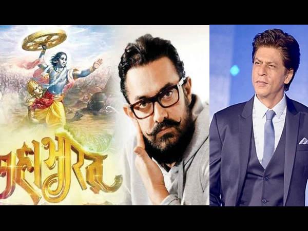 महाभारत: शाहरुख खान ने किया Confirm, आमिर खान बनाएंगे महाभारत, ये होगा उनका किरदार