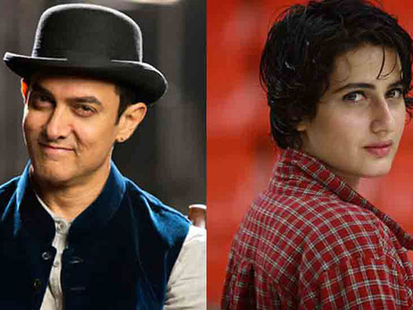 आमिर खान के साथ अफेयर को लेकर फातिमा ने तोड़ी चुप्पी, बताई सच्चाई