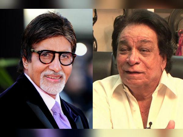 कादर खान के लिए अमिताभ बच्चन की दुआ, ट्वीट करके लिखी ये बातें, गंभीर बनी हुई है हालत