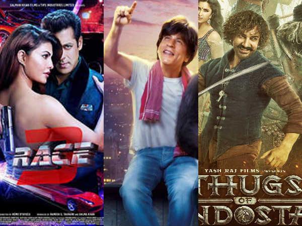 Zero: सलमान और आमिर को शाहरुख खान ने दी टक्कर, इतने थिएटर्स में रिलीज हुई फिल्म
