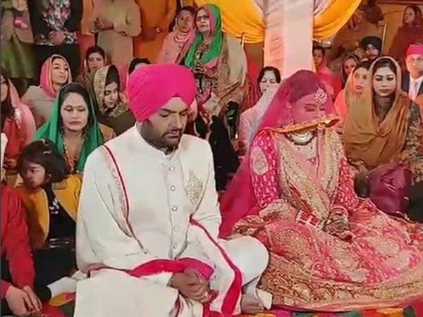 कपिल शर्मा गिन्नी शादी- घूंघट में दुल्हन को देख, कपिल का दिल धड़का, अनदेखी तस्वीरें VIDEO