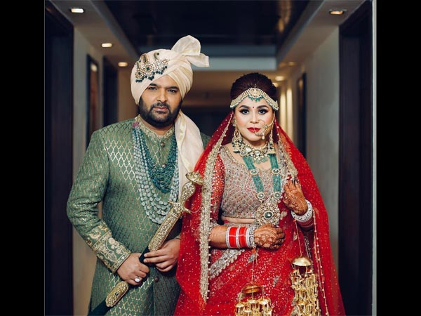 kapil sharma marriage
