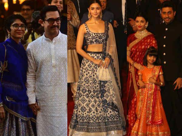 Live Pics: मुकेश अंबानी की बेटी ईशा अंबानी की शादी, ऐश्वर्या से आमिर तक सब बने घराती