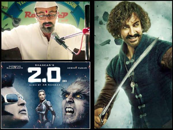2.0 से लेकर ठग्स ऑफ हिंदुस्तान- 2018 की बड़ी फिल्में जो रिलीज होते ही हो गईं LEAK