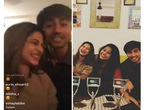 Jennifer Winget, Harshad Chopra