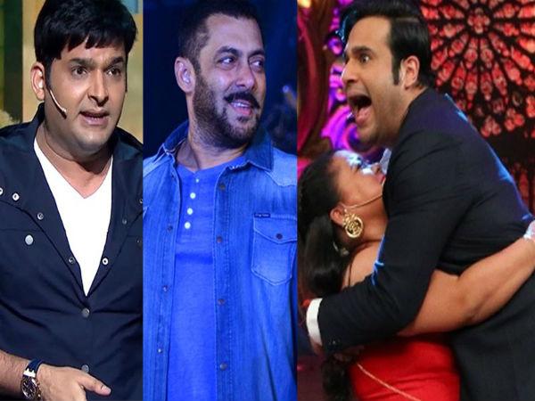 कपिल शर्मा और कृष्णा अभिषेक की दुश्मनी खत्म, वजह सलमान खान, आज की बड़ी खबर !
