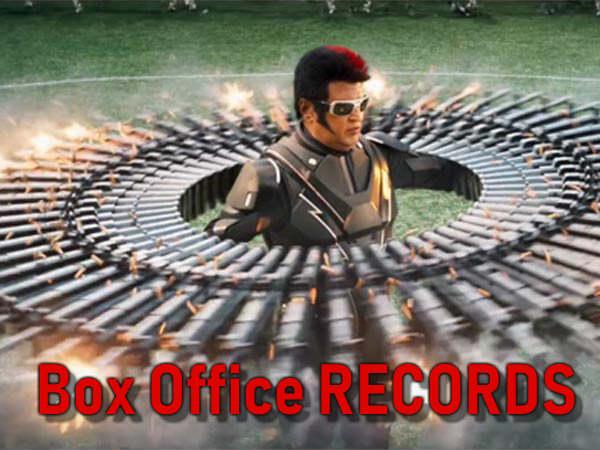 ओपनिंग के साथ 2.0 ने बनाए ये 6 धमाकेदार बॉक्स ऑफिस RECORDS