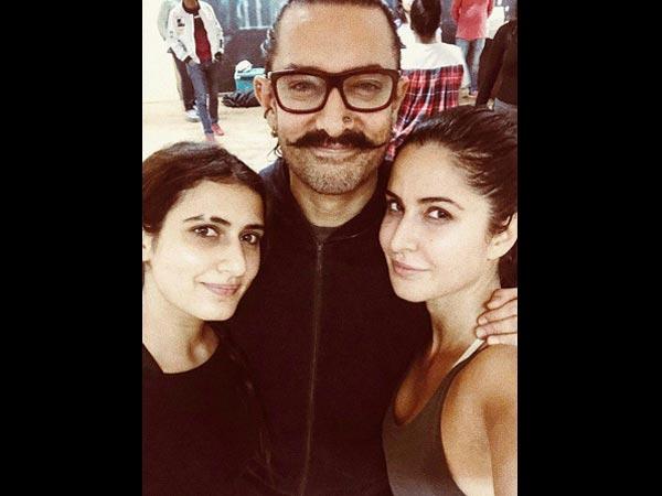 ठग्स ऑफ हिंदुस्तान के फ्लॉप होने से आमिर खान बहुत निराश हुए- कैटरीना कैफ