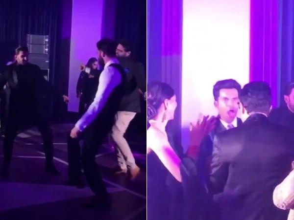 रणवीर, दीपिका और राजकुमार राव ने मचाया धमाल, दिनेश विजन की शादी के Videos वायरल