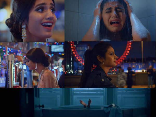 'श्रीदेवी बंगलो' ट्रेलर रिलीज होते ही प्रिया प्रकाश वारियर पर भड़के फैंस- कहा, वाहियात फिल्म