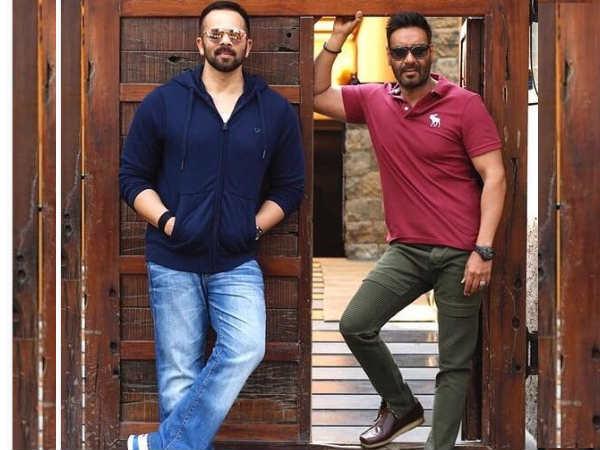अजय देवगन की जगह कोई नहीं ले सकता- रोहित शेट्टी