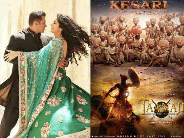 अक्षय कुमार- अजय देवगन, 2019 में सुपरस्टार्स 300 करोड़ी फिल्मों के साथ तैयार!