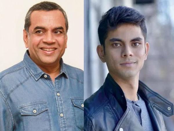 अनुराग कश्यप की इस धमाकेदार फिल्म से बॉलीवुड में कदम रखेंगें परेश रावल के बेटे