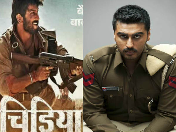 2019 की सबसे बड़ी टक्कर, सुशांत की सोन चिड़िया से टकराएगी अर्जुन कपूर की ये फिल्म, जबरदस्त