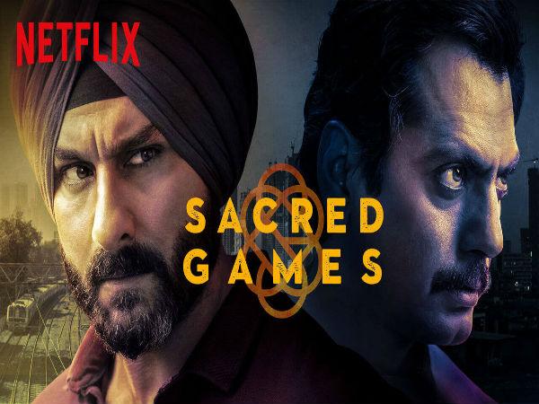 2019 में सैफ अली खान और नवाजुद्दीन का धमाका, 'सेक्रेड गेम्स 2' की तारीख का ऐलान