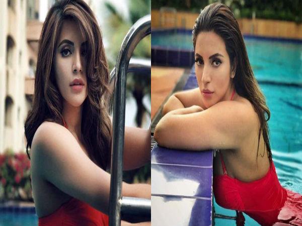 2019 की पहली Adult तस्वीरें, सेक्सी सुपरस्टार शमा सिकंदर, अकेले में देखिए