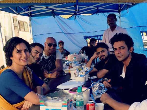 New Look: सलमान खान की भारत से कैटरीना कैफ का नया लुक शानदार है