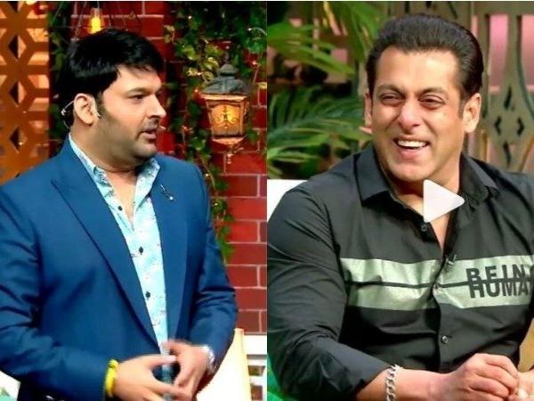 लाइव शो में कपिल शर्मा ने महिला के साथ की ऐसी हरकत, सलमान का भड़का गुस्सा !