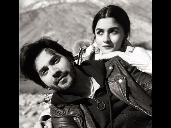कलंक: खत्म हुई फिल्म की शूटिंग, शानदार तस्वीर पोस्ट करते हुए आलिया ने वरुण से कही ये बात