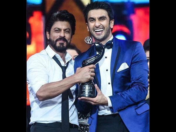 जब शाहरुख खान ने रणवीर से कहा- तुम आ गए हो, अब हमारा क्या होगा.. Viral Video