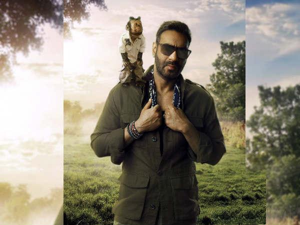First LOOK: अजय देवगन की फिल्म 'टोटल धमाल', को- स्टार को देखकर हैरान रह जाएंगे