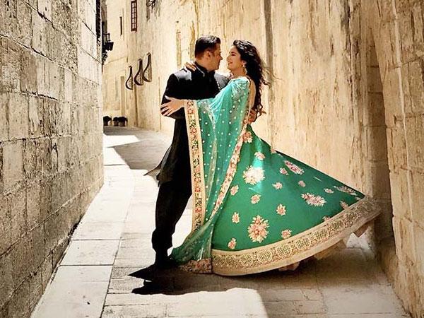 भारत: सलमान खान और कैटरीना कैफ Wedding Song से मचाएंगे धमाल, Photo वायरल