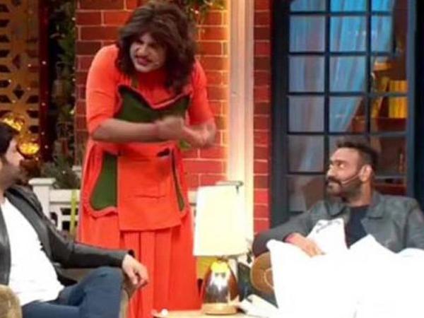 कृष्णा अभिषेक ने कहा 'बोल बच्चन' के बाद काम नहीं, अजय देवगन ने दिए 1 करोड़ Video वायरल