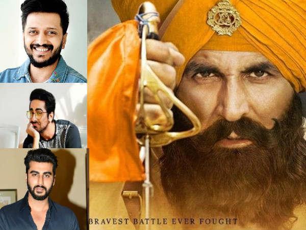 Kesari Reactions: अक्षय कुमार की फिल्म का धमाकेदार ट्रेलर देख खुद को नहीं रोक पाए ये सितारे