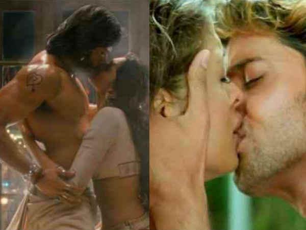 Romance Special: बॉलीवुड स्टार्स का पहला किसिंग सीन, अजय देवगन से सलमान और शाहरूख से अमिताभ तक