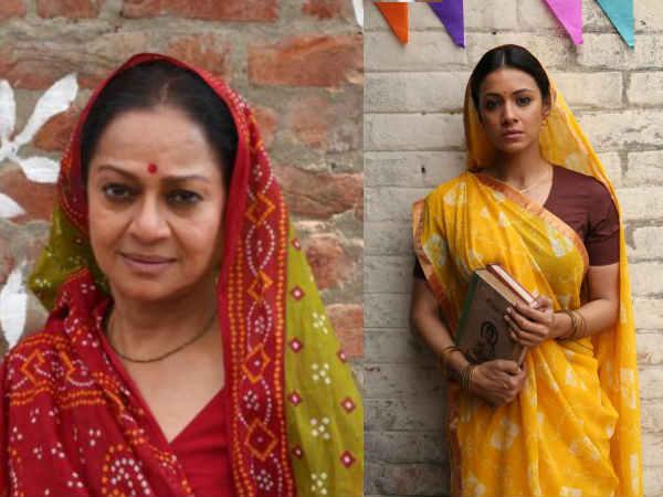पीएम नरेंद्र मोदी बायोपिक: ये रहा मोदी की मां और पत्नी का पहला लुक