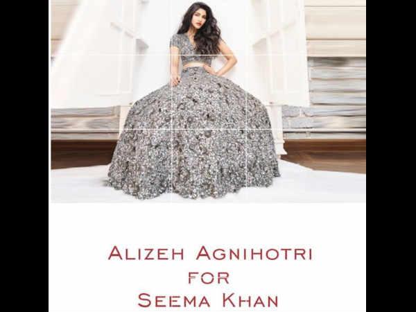 सलमान खान की भांजी अलीज़ाह का मॉडलिंग डेब्यू, मामी सीमा खान के साथ, देखिए उनकी वायरल तस्वीरें