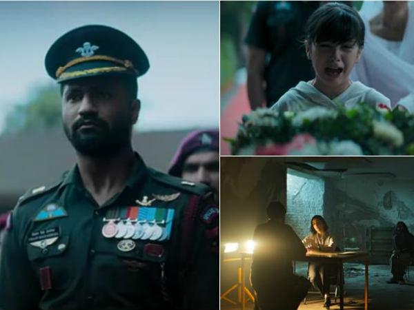 बाहुबली 2 से भी डबल कमा रही है विकी कौशल की 'उरी'- पांचवा हफ्ता