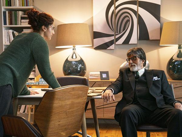 BOX OFFICE: दुनियाभर में छाई अमिताभ बच्चन- तापसी की 'बदला', 100 करोड़ पार कलेक्शन
