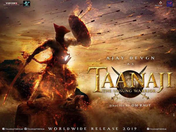 अजय देवगन VS दीपिका पादुकोण- तानाजी से क्लैश होगी छपाक, 2020 की धमाकेदार शुरुआत
