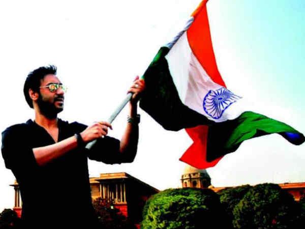 अजय देवगन की नई फिल्म - #BhujThePrideOfIndia, मिलिए स्क्वाड्रन लीडर विजय कार्णिक से