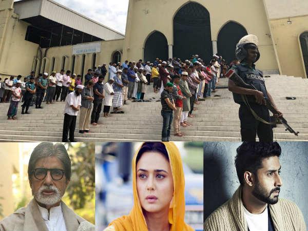 न्यूजीलैंड की मस्जिद में आतंकी हमला- 49 लोगों की मौत- Bollywood ने ऐसे मनाया शोक