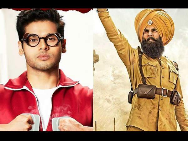 'केसरी' से भिड़ेगी 'मर्द को दर्द नही होता'- अभिमन्यु ने अक्षय कुमार से पूछा- मेरी फिल्म कौन देखेगा
