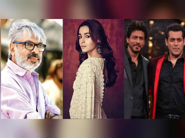 सलमान खान की फिल्म से Out हुए शाहरुख खान- आलिया भट्ट के साथ 'इंशाल्लाह' होगा धमाका