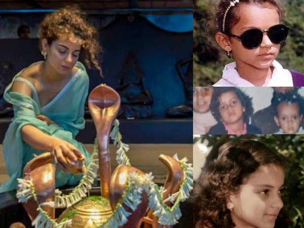 Kangana Birthday- कंट्रोवर्सी क्वीन कंगना रनौत की 7 ऐसी तस्वीरें तो पहले कभी सामने नहीं आईं