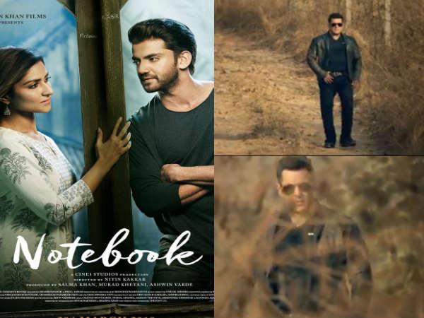 'हीरो' के बाद सलमान खान ने 'नोटबुक' में बिखेरा गायिका जलवा- रिलीज हुआ गाने का Teaser- शानदार