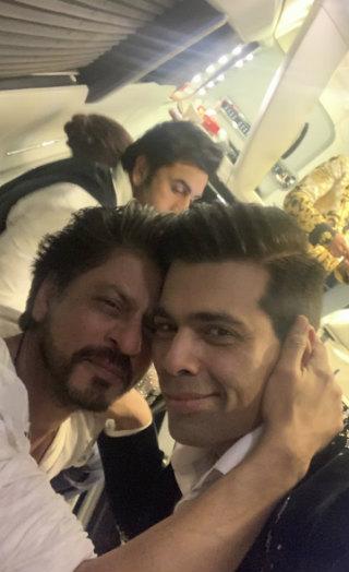 Filmfare Awards 2019 PICS: रणबीर- आलिया के रोमांस से लेकर शाहरुख- करण जौहर का साथ