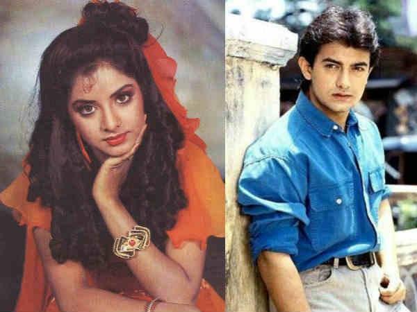 जब आमिर की वजह से घंटों रोई थीं सुपरस्टार दिव्या भारती- सलमान ने की थी मदद