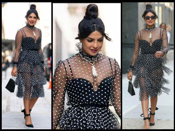 PICS: इन कपड़ों में न्यूयॉर्क की सड़कों पर टहल रही थीं प्रियंका चोपड़ा, जिसने भी देखा उसके होश उड़े