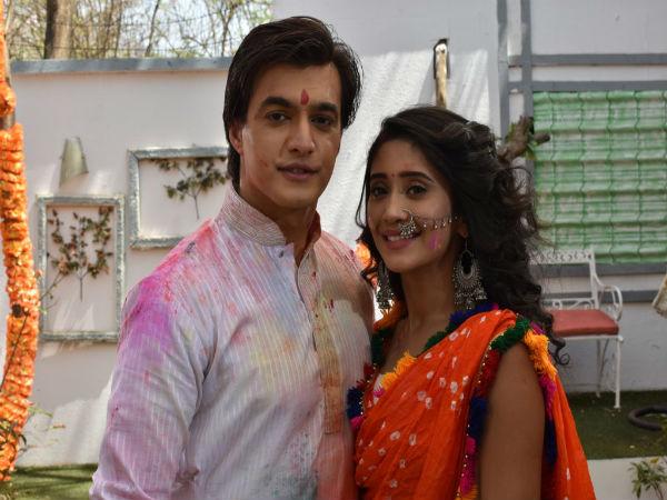 ये रिश्ता क्या कहलाता है: नायरा 'शिवांगी जोशी' - कार्तिक 'मोहसिन खान' ने की गुपचुप शादी !
