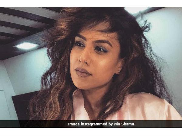 टीवी की सेक्सी सुपरस्टार निया शर्मा ने होली से पहले कर दी हदें पार, फैंस ने कहा बवाल