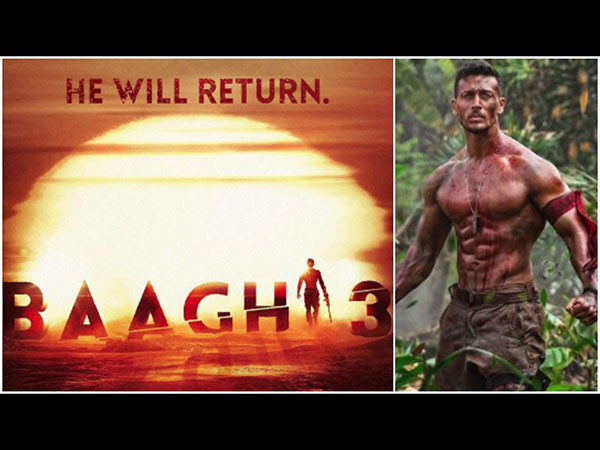 BAAGHI 3- टाइगर श्रॉफ और श्रद्ध कपूर की बागी 3 को लेकर बड़ा खुलासा- इतने देशों में होगी शूटिंग