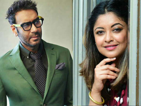 तनुश्री दत्ता ने अजय देवगन पर लगाया आरोप- बॉलीवुड ऐसे पाखंडियों से भरा है