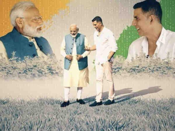 प्रधानमंत्री नरेन्द्र मोदी से अक्षय कुमार की फिल्मों का है कनेक्शन? सुपरस्टार ने दिया जवाब